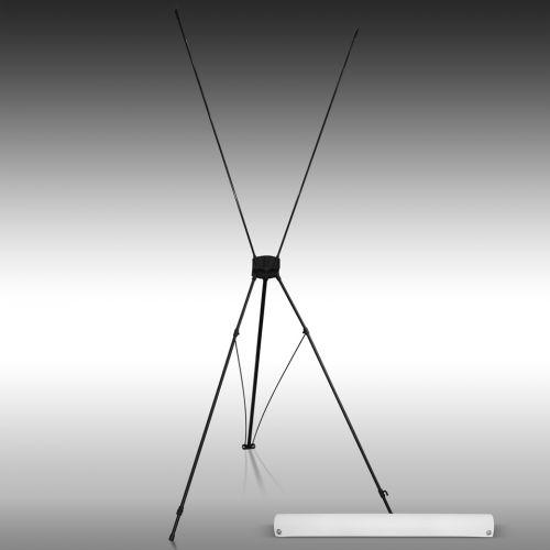 X - BANNER 80CM X 180CM